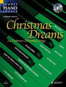CHRISTMAS DREAMS (ARRANGEMENTS PAR GERLITZ CARSTEN) + CD - PIANO