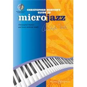 NORTON CHRISTOPHER - GUIDE TO MICROJAZZ + CD