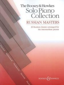 RUSSIAN MASTERS : 26 PIECES CLASSIQUES - PIANO