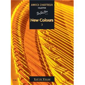 CHARTREUX ANNICK - A NEW COLOUR VOL.3