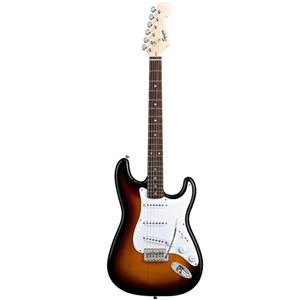 GUITARE ELECTRIQUE SQUIER AFFINITY STRATO RW BSB 532 (0310600532)