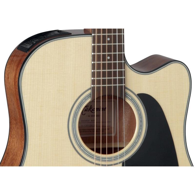 guitare folk electro acoustique takamine gd30ce nat. Black Bedroom Furniture Sets. Home Design Ideas