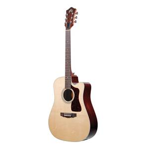 GUITARE FOLK ELECTRO-ACOUSTIQUE GUILD D 40 CE NATURAL