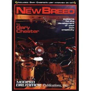CHESTER GARY - NEW BREED VOL.1 + CD