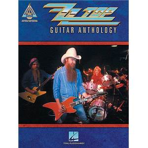 ZZ TOP - GUITAR ANTHOLOGY GUIT.TAB.
