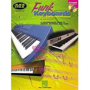 JOHNSON G. - FUNK KEYBOARD THE COMPLETE METHOD MUSICIAN INSTITUTE + CD