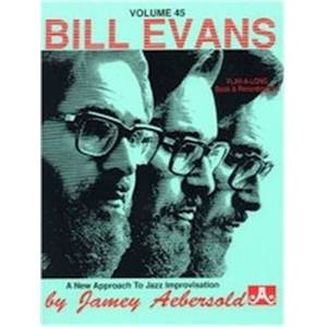 EVANS BILL - AEBERSOLD 045 STANDARDS + CD