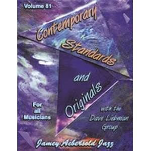 COMPILATION - AEBERSOLD 081 CONTEMPORAY STANDARDS + CD