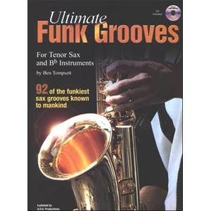 GORDON ANDREW D. - ULTIMATE FUNK GROOVES BB + CD