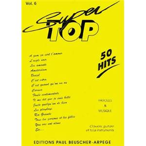 COMPILATION - SUPER TOP VOL.6