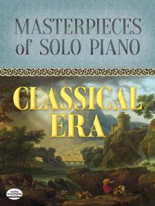 COMPILATION - MASTERPIECES OF SOLO : CLASSICAL ERA - PIANO