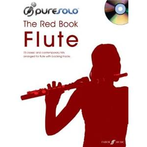 COMPILATION - PURE SOLO RED VOL.FLUTE + CD