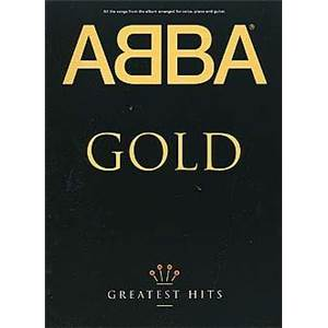 ABBA - GOLD GREATEST HITS P/V/G