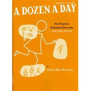 BURNAM EDNA MAE - A DOZEN A DAY VOL.5