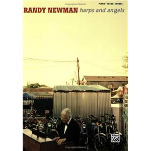 NEWMAN RANDY - HARPS AND ANGEL P/V/G