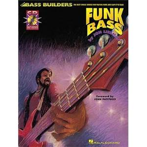 LIEBMAN JON - FUNK BASS BASS BUILDERS + CD