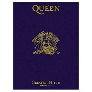 QUEEN - GREATEST HITS VOL.2 P/V/G