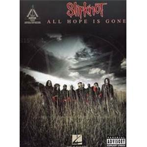 SLIPKNOT - ALL HOPE IS GONE GUITAR TAB.
