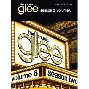 COMPILATION - GLEE SONGBOOK VOL.6 SAISON 2 P/V/G