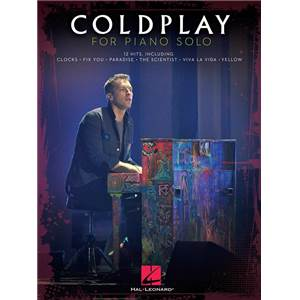 COLDPLAY - FOR PIANO SOLO