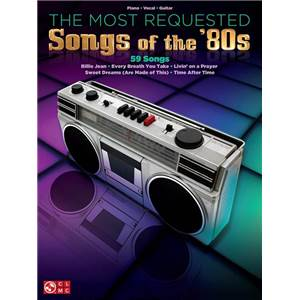 COMPILATION - THE MOST REQUESTED SONGS OF THE '80S P/V/G