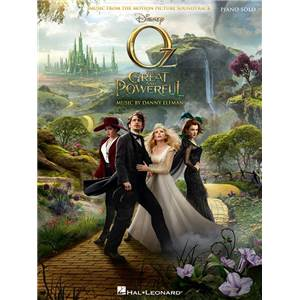 ELFMAN DANNY - OZ THE GREAT AND POWERFUL PIANO SOLO