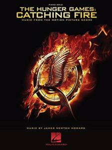 COMPILATION - THE HUNGER GAMES CATCHING FIRE MUSIC FROM THE MOTION PICTURE SOUNDTRACK PIANO SOLO