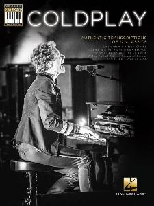 COLDPLAY - NOTE-FOR-NOTE KEYBOARD TRANSCRIPTIONS 12 TITRES P/V/G