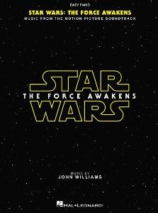 WILLIAMS JOHN - STAR WARS THE FORCE AWAKENS EPISODE VII EASY PIANO