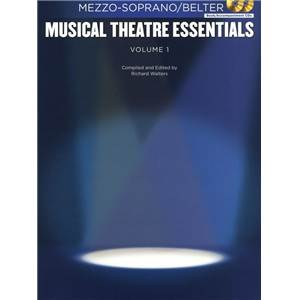 COMPILATION - MUSICAL THEATRE ESSENTIALS: MEZZO SOPRANO VOL.1 + 2 CD