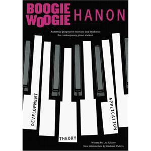 HANON CHARLES LOUIS - BOOGIE WOOGIE HANON REVISED EDITION