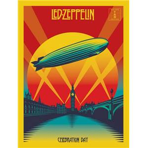 LED ZEPPELIN - CELEBRATION DAY GUITAR TAB.