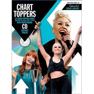 COMPILATION - ESSENTIAL SONG LIBRARY : CHART TOPPERS + CD