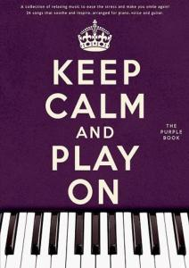 COMPILATION - KEEP CALM AND PLAY ON - THE PURPLE BOOK P/V/G