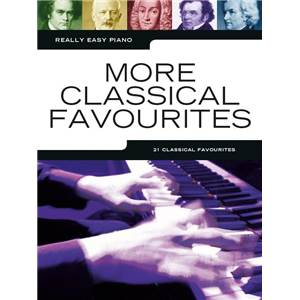 COMPILATION - REALLY EASY PIANO MORE CLASSICAL FAVOURITES