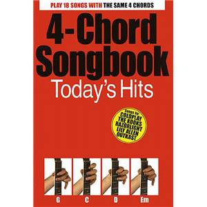 COMPILATION - 4 CHORD SONGBOOK : TODAY'S HITS