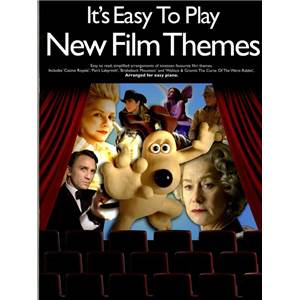 COMPILATION - IT'S EASY TO PLAY NEW FILM THEMES
