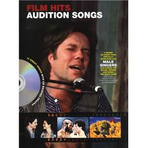COMPILATION - AUDITION SONGS FOR MALE SINGERS : FILM HITS + CD