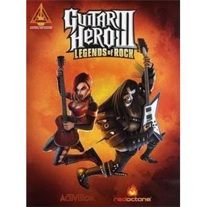 COMPILATION - GUITAR HERO III LEGENDS OF ROCK GUITARE ET GUITAR TAB ÉPUISÉ