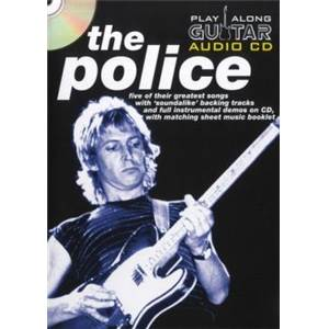 POLICE THE - PLAY ALONG GUITAR + CD