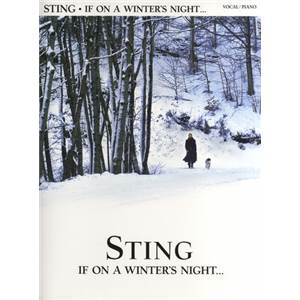 STING - IF ON A WINTER'S NIGHT P/V/G