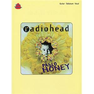 RADIOHEAD - PABLO HONEY GUITAR TABLATURES