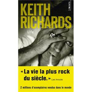 JAMES FOX - KEITH RICHARDS LIFE