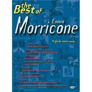 MORRICONE ENNIO - BEST OF PIANO