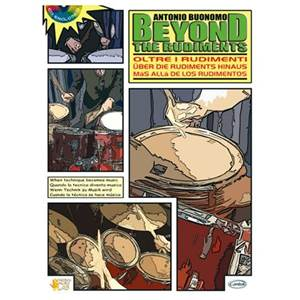 BUONOMO ANTONIO - BEYOND THE RUDIMENTS + CD