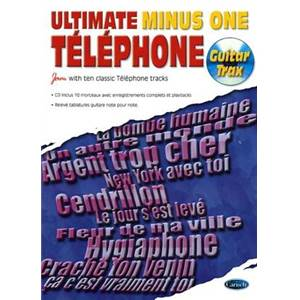 TELEPHONE - ULTIMATE MINUS ONE TELEPHONE + CD