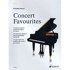 COMPILATION - CONCERT FAVOURITES (THE FINEST CONCERT AND ENCORE PIECES)