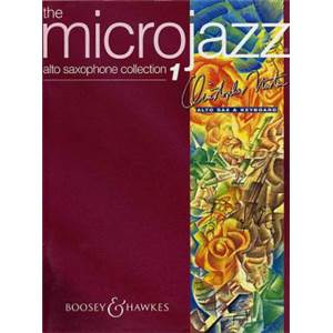 NORTON CHRISTOPHER - MICROJAZZ VOL.1 SAXOPHONE ALTO ET PIANO