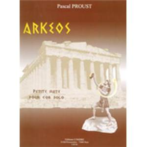PROUST PASCAL - ARKEOS - COR SOLO