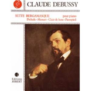 DEBUSSY CLAUDE - SUITE BERGAMASQUE - PIANO